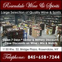 Rosendale Wine & Spirits