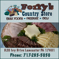 Grocery Store & Meat Market in Lancaster, PA-Forry's Country Store