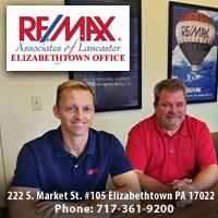 RE/MAX Associates of Lancaster - Elizabethtown Office