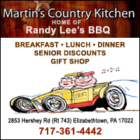 Martin's Country Kitchen and Gift Shop