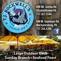 T.J. Rockwell's - American Grill & Tavern