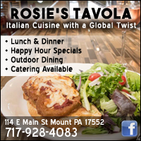 Rosie's Tavola
