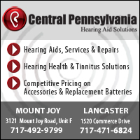 Hearing Aids, Hearing Tests & Hearing Aid Batteries in Lancaster, PA Area