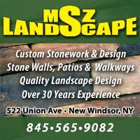 MSZ Landscape & Custom Stonework