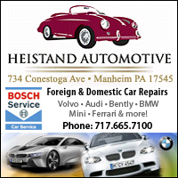 Foreign & Domestic Auto Repair Shop in Manheim, PA