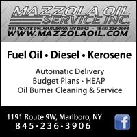 Mazzola Oil Service, Inc.