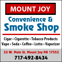 Mount Joy Convenience And Smoke Shop