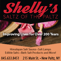 Shelly's Saltz Of The Paltz