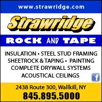 Strawridge Rock and Tape