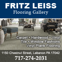 Carpet, Flooring & Window Treatments in Lebanon, PA-Fritz Leiss Flooring Gallery