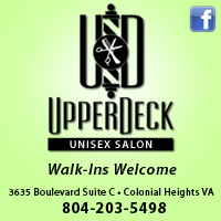 Upper Deck Unisex Salon