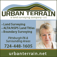 Urban Terrain LLC, A Land Surveying Company