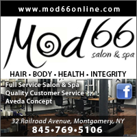 Mod66 Salon & Spa is a full service salon & day spa in Montgomery, NY