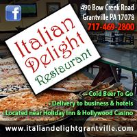 Italian Delight Pizzeria and Restaurant