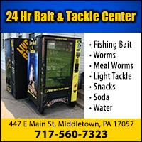 24 HR Bait & Tackle Center