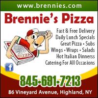 Brennie's Pizza