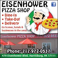 Eisenhower Pizza Shop