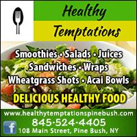 Healthy Temptations