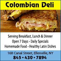Colombian Deli
