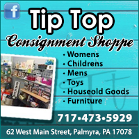 Tip Top Consignment Shoppe