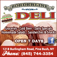 Deli & Convenient Store in Pine Bush, NY - Borderline Deli