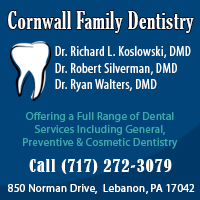 Cornwall Family Dentistry