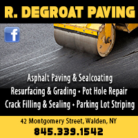 R. Degroat Paving