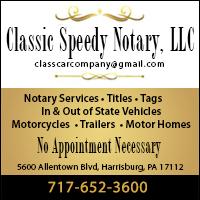 Classic Speedy Notary LLC