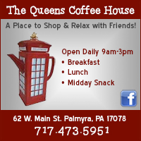 The Queens Coffee House