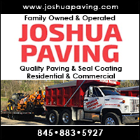 Joshua Paving is an Asphalt Paving & Sealcoating business in Clintondale, NY.