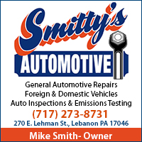 Auto Repair & Inspections in Lebanon, PA-Smitty's Automotive